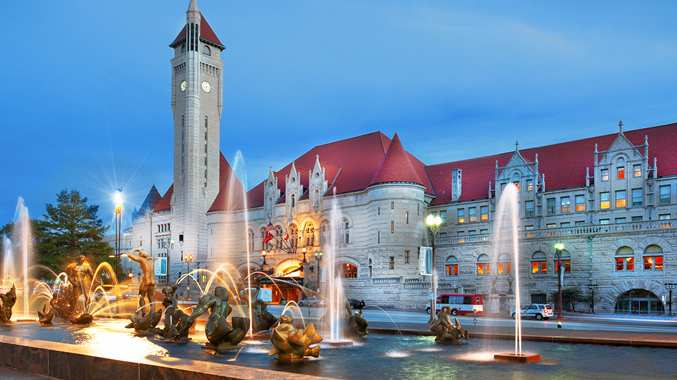 St. Louis Union Station - A DoubleTree Hotel