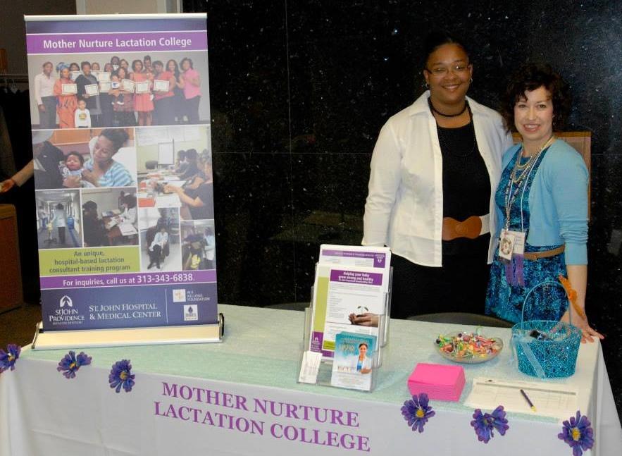 community partner st. john mother nurture project
