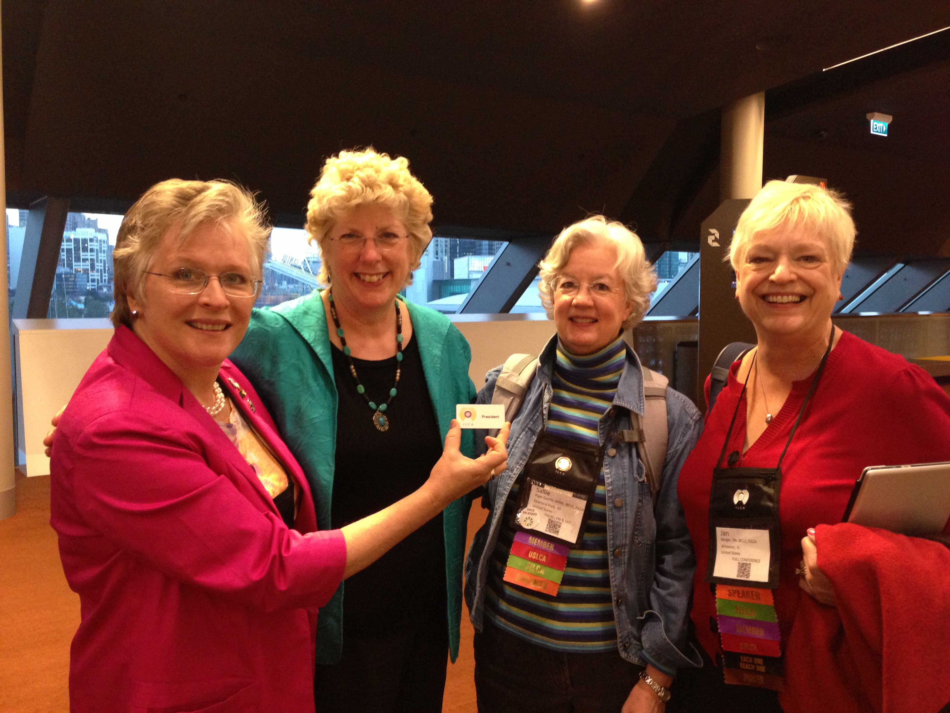 ILCA Presidents: Past and Present
