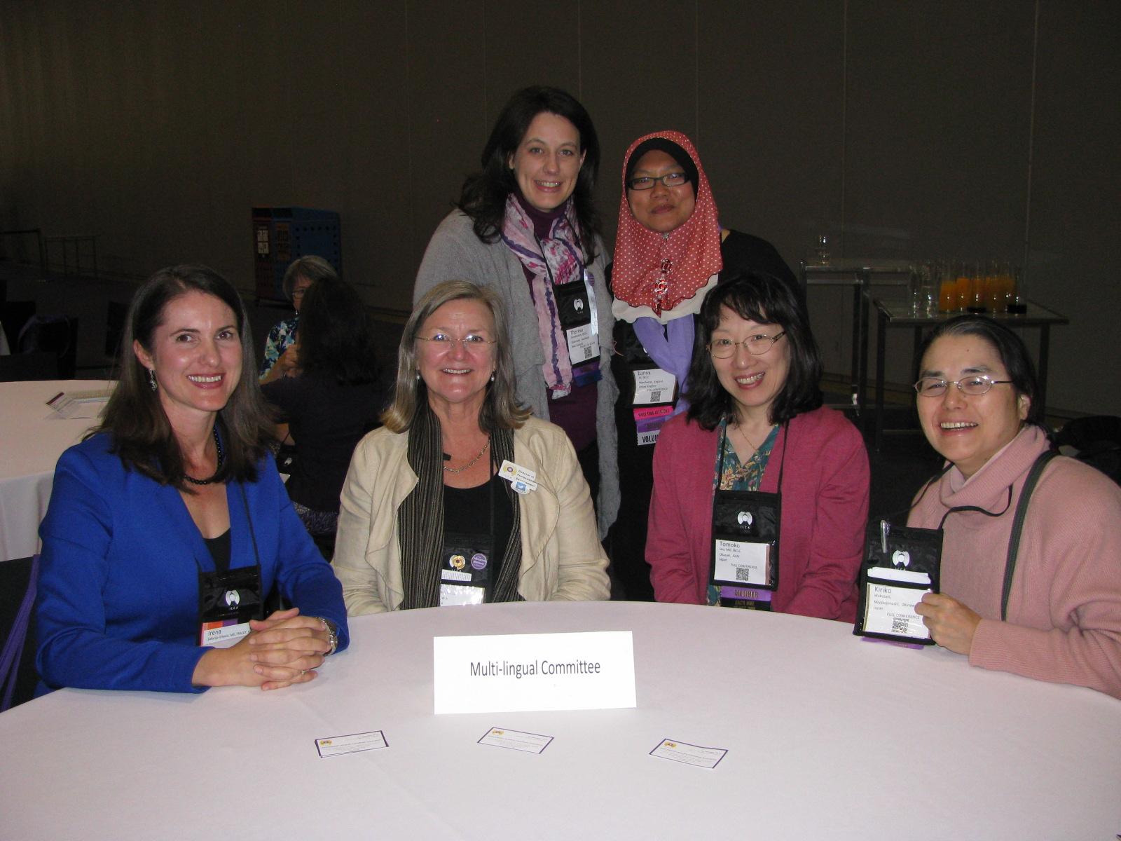 ILCA's Multi-Lingual Committee