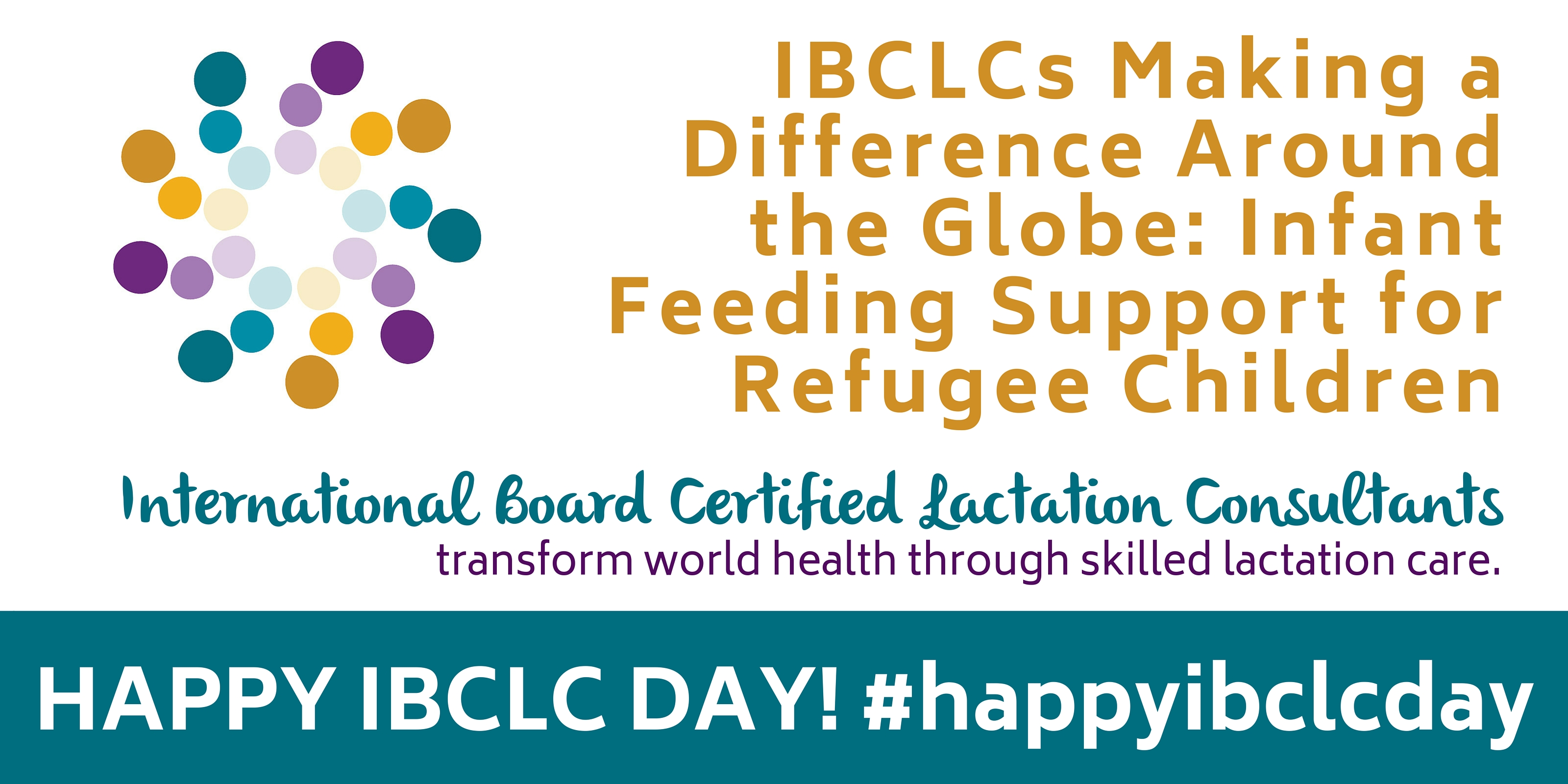 HAPPY IBCLC DAY! Jodine